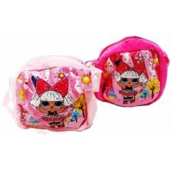 Детска чанта през рамо плюш L.O.L. 13 х 13 х 4 см /12 броя в стек/