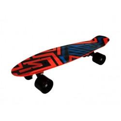 Скейтборд пвц 56см лукс №2211